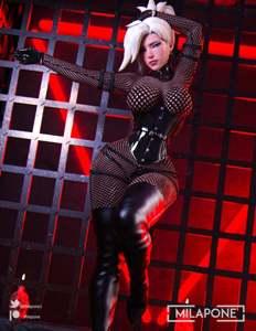 Mercy tie me up please~
