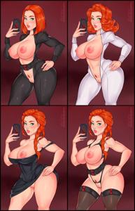 Which outfit do you prefer for Black Widow?