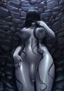 A Thicc and Juicy Surprise From Sadako  (Futa)